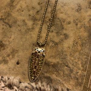 Kendra Scott long necklace